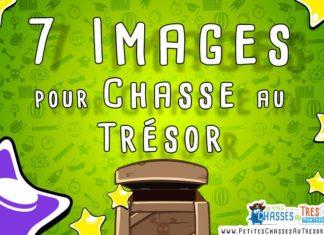 image pour organiser une chasse au trésor