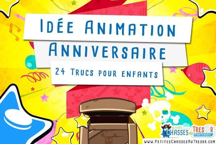 animation anniversaire interieur