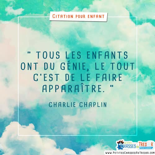 Citations-enfants-chaplin