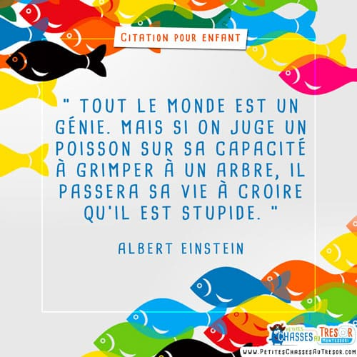 Citations-enfants-genie-albert-einstein