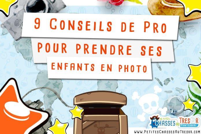 Conseils de pro pour prendre ses enfants en photos pendant un anniversaire