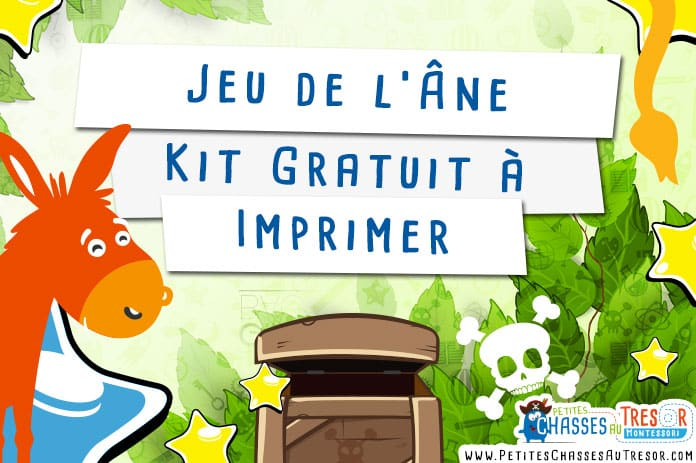 Anniversaire enfant 20 kits de jeux imprimer gratuitement for Jeu pour gagner une maison