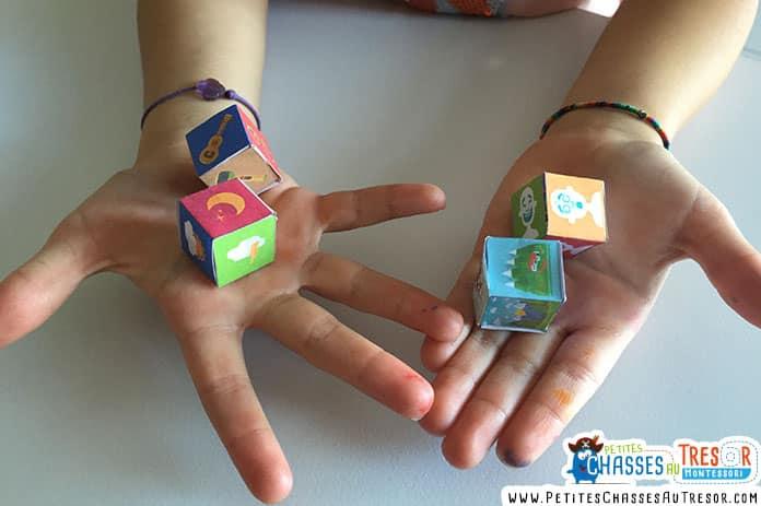 Comment inventer des histoires avec des enfants