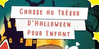 Une activité chasse au trésor pour halloween