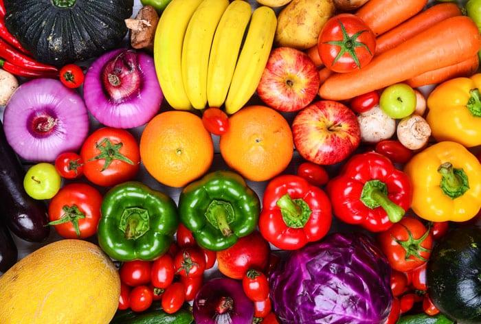 alimentation équilibrée pour les enfants