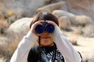 Le sens de l'observation permet d'être conscient du monde qui nous entoure