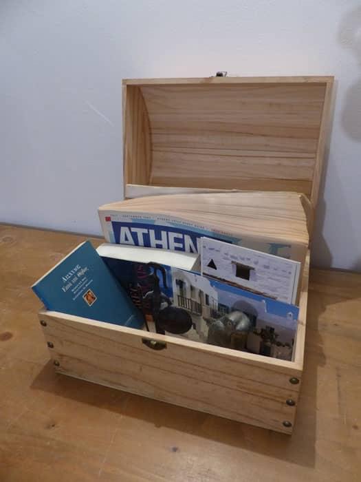 Activités ludique sur la Grèce pour les enfants