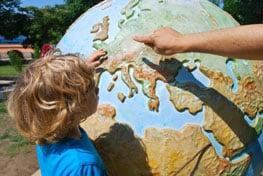 Activités mystère pour les enfant sur le monde
