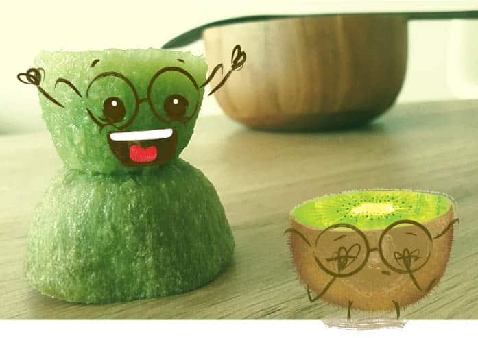 histoires amusantes pour les enfants sur les fruits