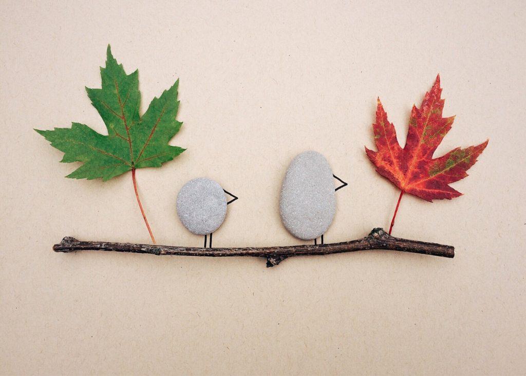activité automne enfant dessin