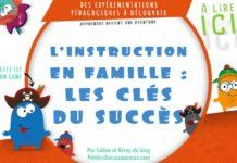 Comment faire l'instruction en famille