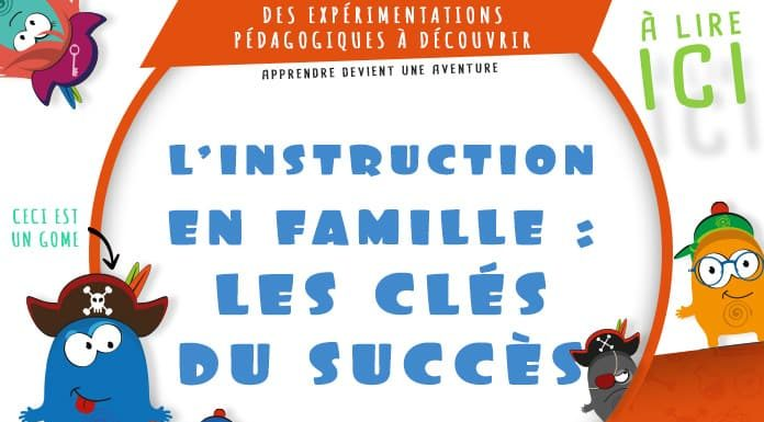 Comment faire l'instruction en famille