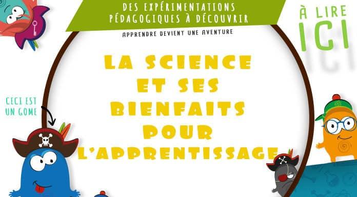 Aider les enfants à apprendre avec la science