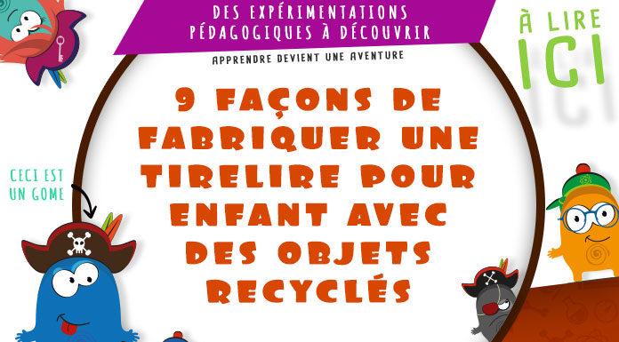 Comment fabriquer une tirelire recyclée