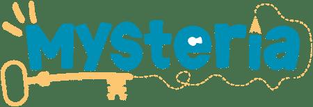 Logo Mysteria - Donner le gout de la lecture